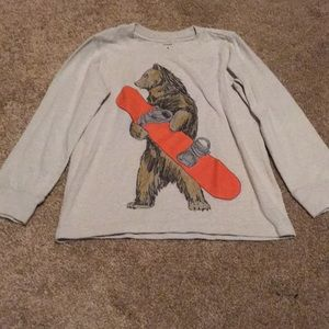 Carters Graphic Tee
